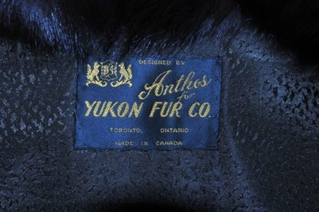 Yukon Fur Co. Ltd. label