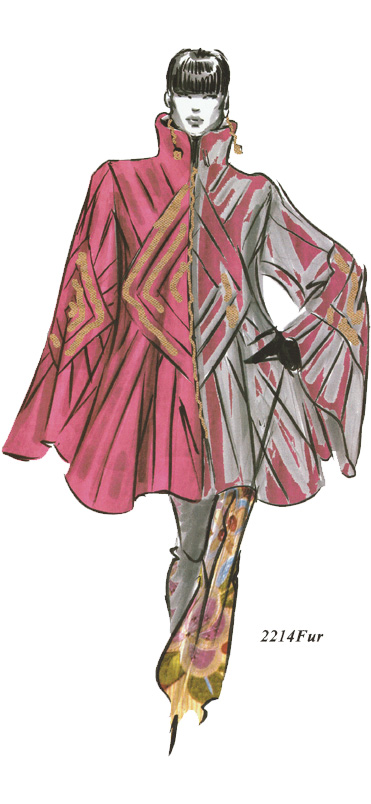 2214-2 - Yukon Fur - Toronto Furs Coats