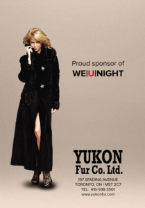 Yukon Fur is Proud Sponsor of We|U|NIGHT