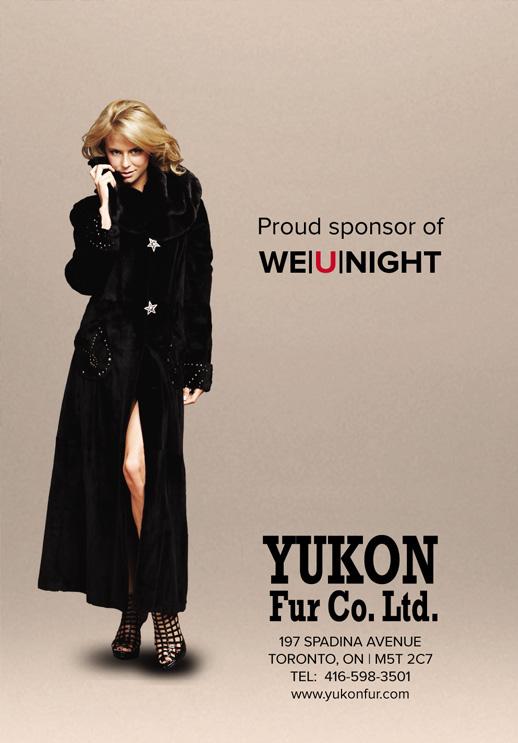 Yukon Fur is Proud Sponsor of We|U|NIGHT