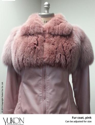 Yukon_Fur_coat_pink_front