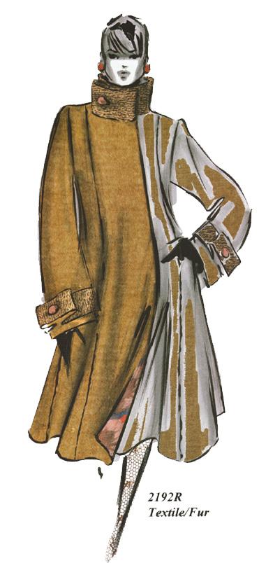 Yukon Fur 2192-2 - Toronto Furs Coats