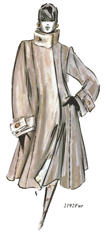 2192 - Yukon Fur - Toronto Furs Coats