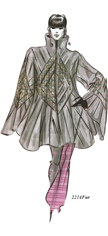 2214 - Yukon Fur - Toronto Furs Coats