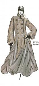 Yukon Fur Toronto 2217-2 - Toronto Furs Coats