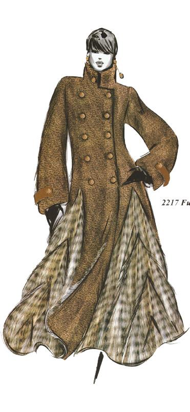 2217 - Yukon Fur - Toronto Furs Coats