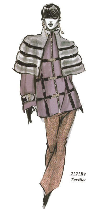 2222 - Yukon Fur - Toronto Furs Coats