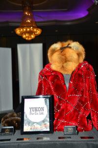 YukonFur_Red_Fur_Coat_and_Fur_Hat_at_FashionWIthFlair_fashion_show